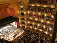 В Мариинском театре представили концертное исполнение оперы «Кандид»