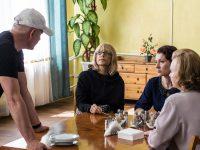 В Москве показали последний фильм Веры Глаголевой «Не чужие»