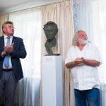 В тверском Доме поэзии установили бюст Андрея Дементьева