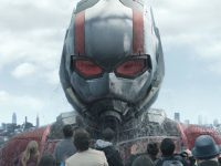 Блокбастер «Человек-муравей и оса» возглавил российский прокат в выходные