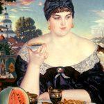 Черная икра, салат оливье: чем угощали в хлебосольной Москве XIX века