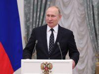 Путин наградил Бондарчука и Куценко