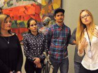 В Третьяковской галерее на Крымском валу открывают выставку Михаила Ларионова