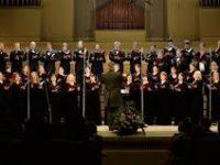 В рамках «Русских сезонов» выступил Московский Синодальный хор