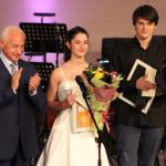 Завершился II Международный конкурс скрипачей Владимира Спивакова