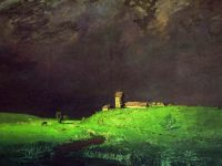 В Третьяковской галерее открылась масштабная выставка работ Архипа Куинджи