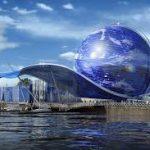 В Калининграде продолжается строительство нового корпуса Музея мирового океана