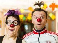 В «Табакерке» проходит благотворительная акция «Доктор Клоун»