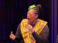 Американский хор «Harlem Gospel» дал концерт в «Зарядье»