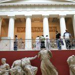 Вход в Пушкинский музей сделают бесплатным в канун Нового года