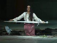 «Жанна на костре» открыла конкурсные показы премии «Золотая маска»