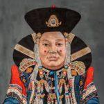 В Музее Востока представили абстрактную живопись корейской художницы Хван Ын Сон