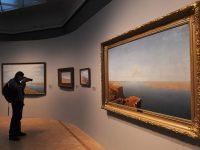 Названа стоимость украденной из Третьяковки картины Куинджи