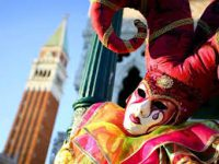 В Венеции стартовал традиционный карнавал