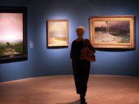 Выставку Куинджи в Москве посетили более 385 тыс. человек