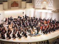 Симфонический оркестр Татарстана выступил с виолончелистом Марио Брунелло