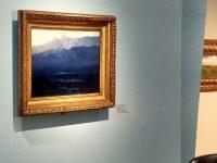 Картину «Ай-Петри. Крым» отреставрируют после выставки в Русском музее