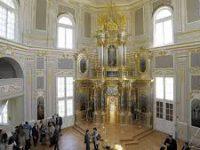 В Ораниенбауме отреставрировали Церковный павильон Меншиковского дворца