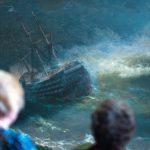Самая большая в мире коллекция картин выдающегося мариниста Ивана Айвазовского остается в собственности Феодосии