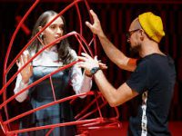 Состоялась премьера спектакля «Кармен» в постановке Максима Диденко