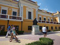 В Феодосии реконструируют картинную галерею имени Айвазовского