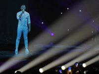 Сергей Лазарев выступит в финале «Евровидения» под пятым номером