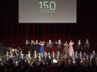 Венская опера отпраздновала свое 150-летие