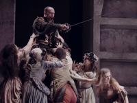 Новая версия оперы «Огненный ангел» представлена в Риме