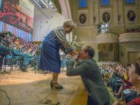 В Москве стартовал Международный открытый фестиваль искусств ко Дню Победы