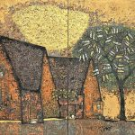 Выставка вьетнамской живописи открылась в Москве