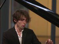 Александр Канторов стал лучшим пианистом на Конкурсе Чайковского