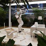"""В """"Гараже"""" открылась необычная интерактивная выставка"""