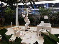 В «Гараже» открылась необычная интерактивная выставка