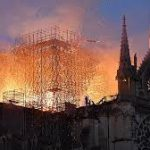 Во Франции обсуждают процесс реставрации Собора Парижской Богоматери