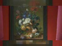 Картина Яна ван Хёйсума вернулась в Палаццо Питти