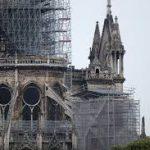 Министр культуры Франции о ходе реставрации в Соборе Парижской Богоматери