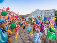 В Крыму проходит фестиваль «Земля. Театр. Дети»