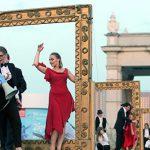 """Театральный фестиваль """"Вдохновение"""" открывается на ВДНХ в Москве"""