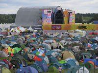 Палатки, пионеры, звездочеты. Как прошло юбилейное «Нашествие»