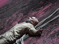 Акрам Хан представил в Москве прощальный спектакль Xenos