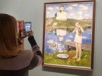 Выставка «Сокровища музеев России» открылась в Нижнем Новгороде