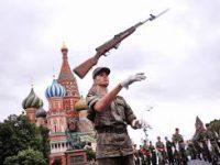 На Красной площади прошла репетиция фестиваля «Спасская башня»