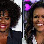 Виола Дэвис сыграет Мишель Обаму в политической драме