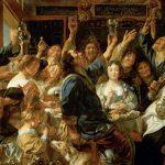 Выставку фламандского художника Якоба Йорданса откроют в Пушкинском музее
