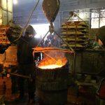 В Солнечногорске начали отливку 25-метрового воина для Ржевского мемориала