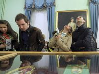 Русский музей открыл юбилейную ретроспективу Константина Сомова