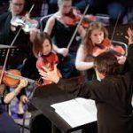Всероссийский юношеский симфонический оркестр дал концерт в Калуге