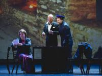 Спектакль о Георге Отсе — первая премьера сезона в «Геликон-опере»