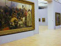 Картины Репина возвращаются в Русский музей после выставки в Третьяковке