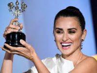 Пенелопа Крус получила почетную награду на кинофестивале в Сан-Себастьяне